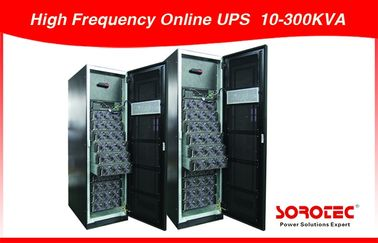 Chiny 10KVA~800KVA Three Phase Modular UPS High Frequency Online UPS with Monitoring System fabryka