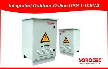 Chiny Integrated Outdoor UPS High Power Online UPS Power Supply 1-10KVA for Industry fabryka