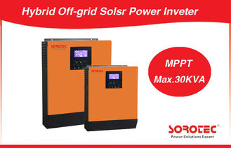 1KVA High Frequency Pure Sine Wave DC / AC Solar Power Inverters with MPPT / PWM