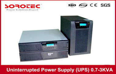 1Ph in 1Ph out Uninterrupted Power Supply / High Frequency Online UPS 3KVA 2.7KW