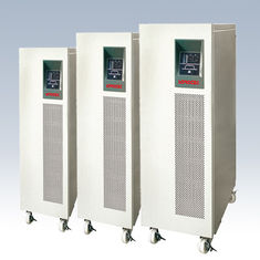 Chiny RS232 and Intelligent Slot 10, 15, 20KVA High Frequency Online UPS For Telecom, Computer fabryka