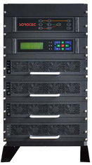 Linear load Modular UPS with single phase 2 wire to diagnosis in SCR MPS9330