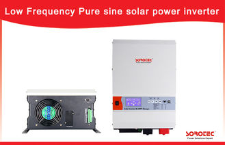 Low Frequency 5Kw Solar Inverter Solar Power Inverters 30 Amp