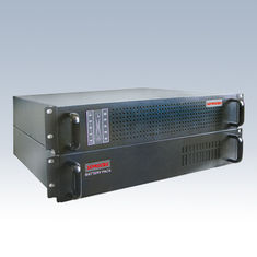 Chiny Pure high frequency 2KVA / 1600W Rack Mountable UPS - HP9316C LCD with solation protection fabryka
