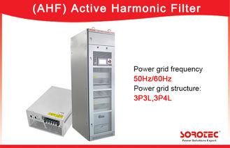 400V 50Hz 50A Active Harmonic Filter PF 0.99 with 20kHz Switching Frequency