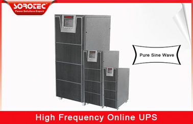 Chiny High Frequency Pure Sine Wave Uninterrupted Power Supply Online UPS 3KVA 220V fabryka