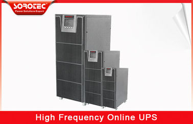 DSP Technology High Frequency Online UPS 10-20KVA with Pure Sine Wave , Digital Control