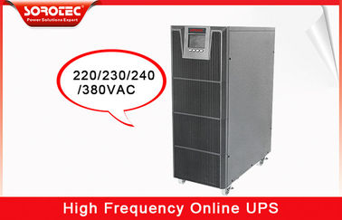 Reliable 3 - Phase Smart Online Electrical UPS for Industry , Digital Control