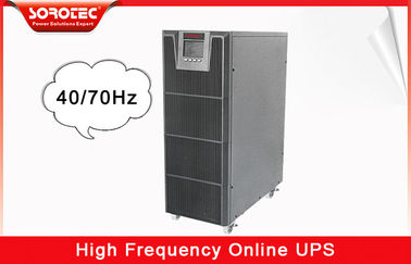 Power Factor 0.9 Data Center UPS Uninterrupted Power Supply Battery Backup 10kva 9kw