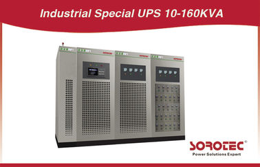Chiny 10KVA/8KW Industrial Grade UPS Three Phase Online UPS Pure Sine Wave fabryka