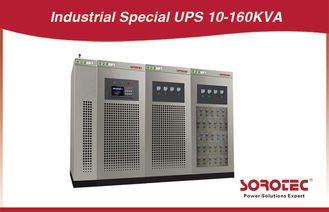 Chiny 12 Pulse Three Phase Industrial Grade UPS Special Online UPS 100KVA 80KW fabryka