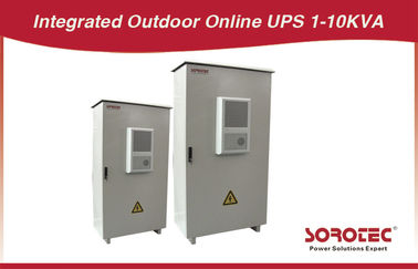 Chiny Integrated Outdoor Online UPS  1-10KVA fabryka