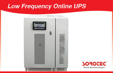 Chiny High Power Low Frequency Online UPS IP20 DSP Control For Industrial fabryka