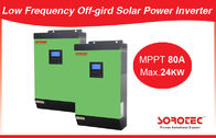 5Kva 48Vdc Pure Sine Wave Inverter With 50A Pwm Solar Charger 6Pcs Parallel dostawca
