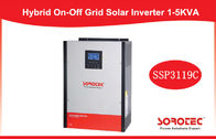 Hybrid On Off Grid Solar Power Inverters with 80A MPPT Controller with Parallel Founction dostawca