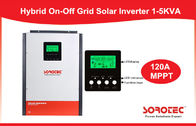 High Frequency Wall Mounted Solar Energy Inverter with MPPT Solar Controller dostawca