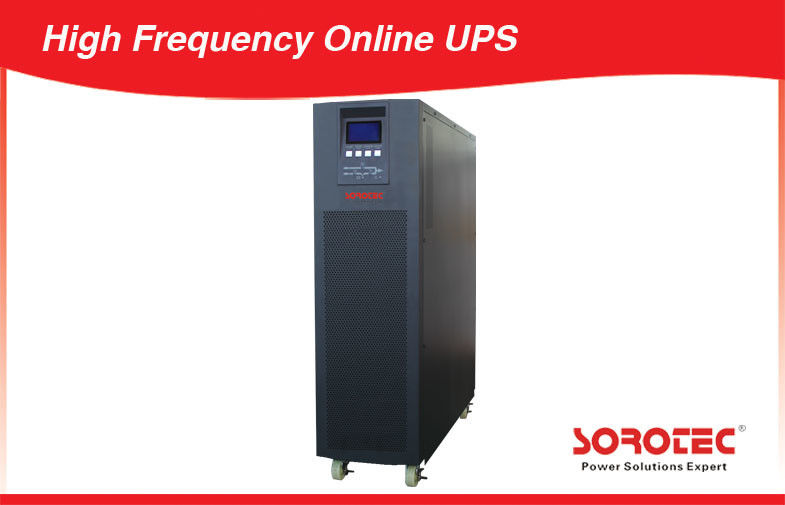 N + X Parallel Inverter High Frequency Online UPS HP9335C Plus 30KVA 27KW dostawca