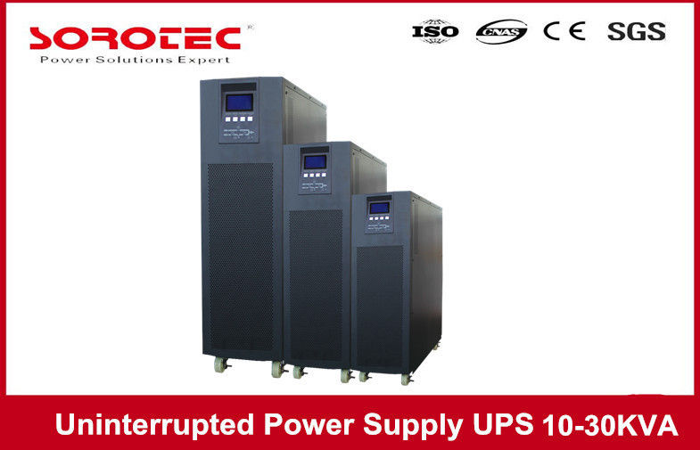 10-30kva Three Phase Pure Sine Wave Uninterrupted Power Supplies with Transformer dostawca