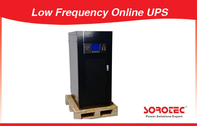 3Ph In 3Ph Out High Frequency Remote Control UPS Surpport Multi Languages 10 -300kVA dostawca