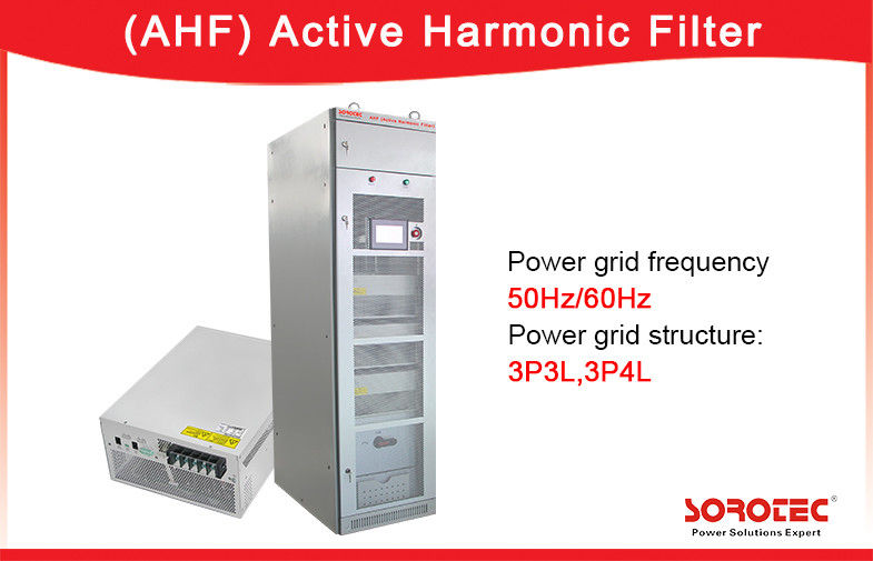 400V 50Hz 50A Active Harmonic Filter PF 0.99 with 20kHz Switching Frequency dostawca