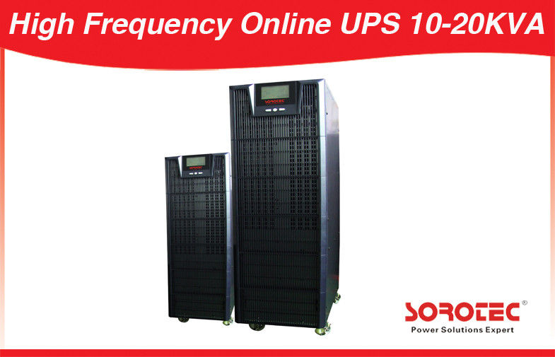 3 Phase High Frequency Online UPS , high frequency power supply dostawca