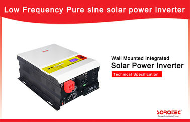 1-6KW Solar Power System Solar Power Inverters 10ms Typical CE