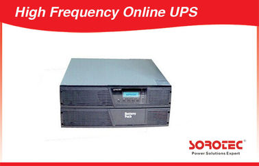 Chiny High Frequency Uninterrupted Power Supply UPS Rack Mountable for network dystrybutor
