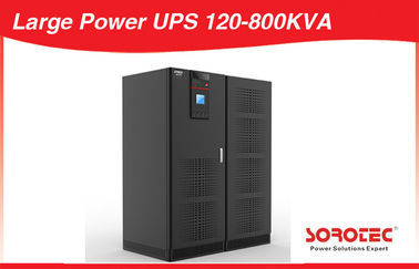 Chiny Posiadaj Data Center i Local area Funkcje sieciowe UPS Series 160KVA / 3Ph in / out 12p / 6p dystrybutor
